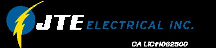 JTE Electrical Logo